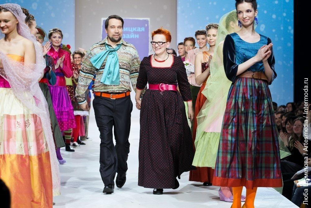 неделя моды в москве volvo 2014 фото