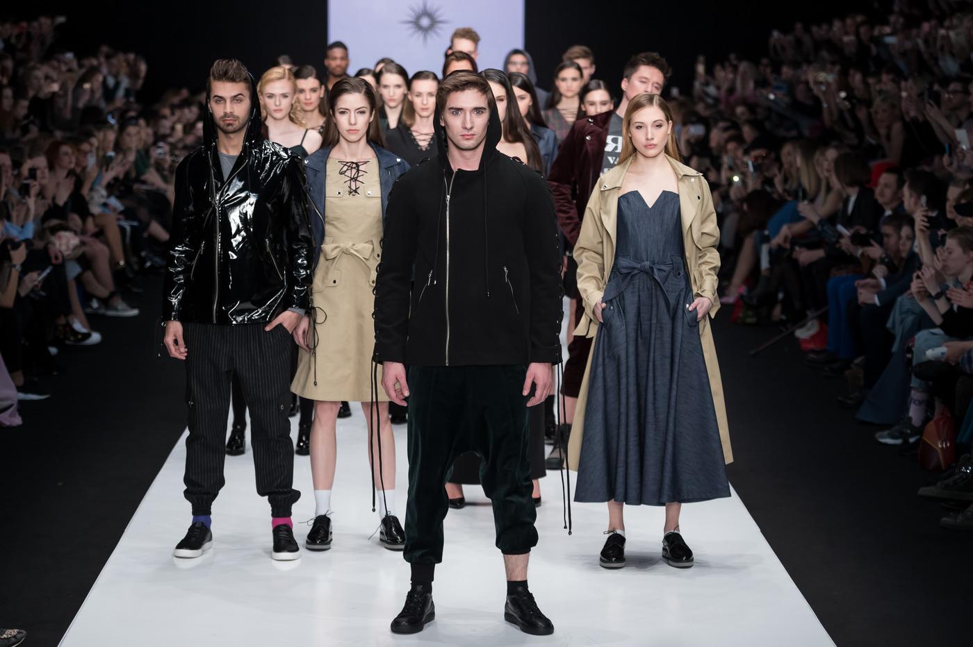 Врамках Мерседес Бенс Fashion Week Russia состоялась презентация трендов нового сезона