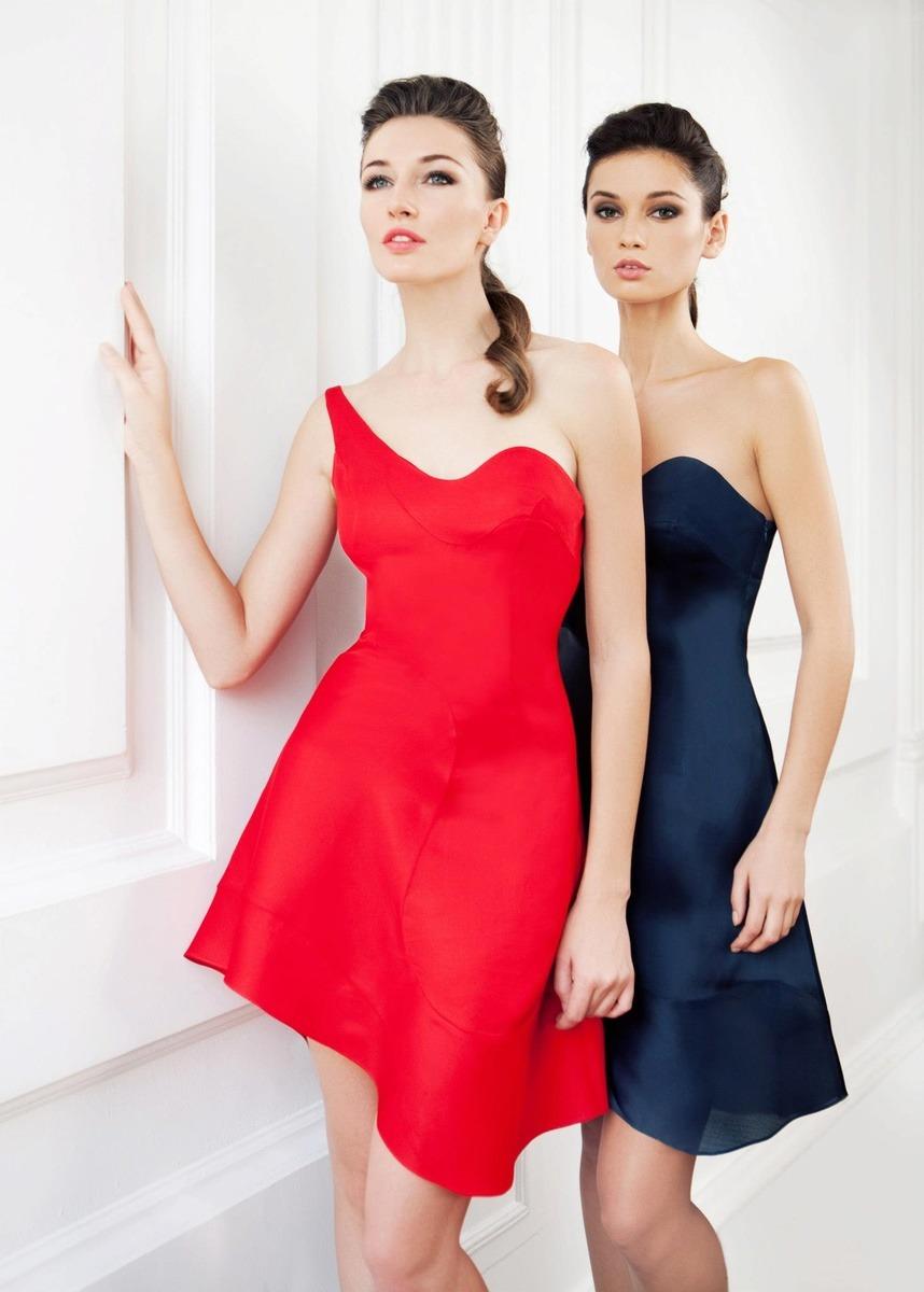 Яркие платья коктейльные