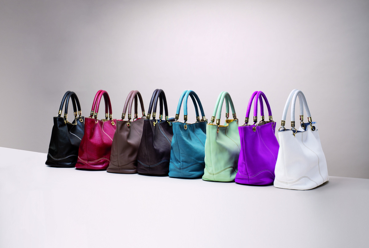 Новая коллекция сумок от лансель