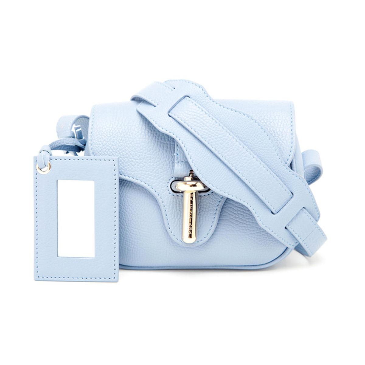 Льдисто-голубой цвет