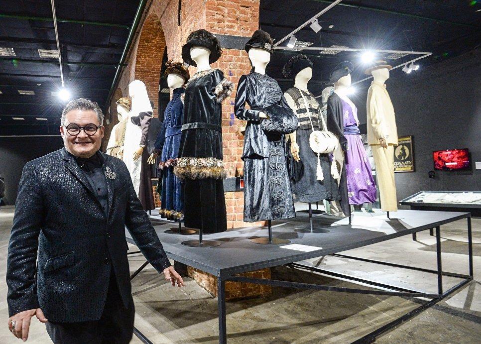 Стильные платья времен Революции представили вМузее столицы