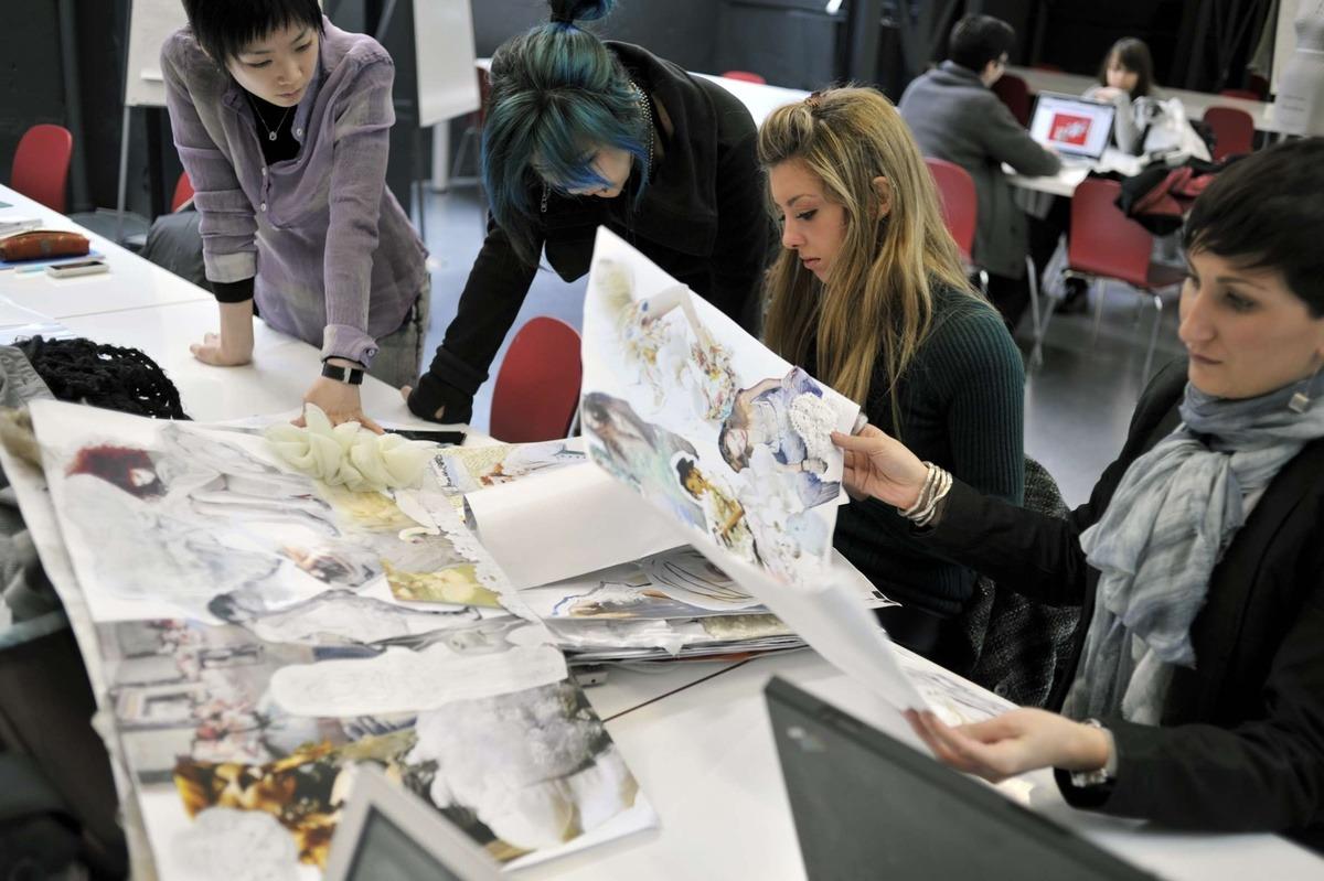 Art institute for fashion design 17