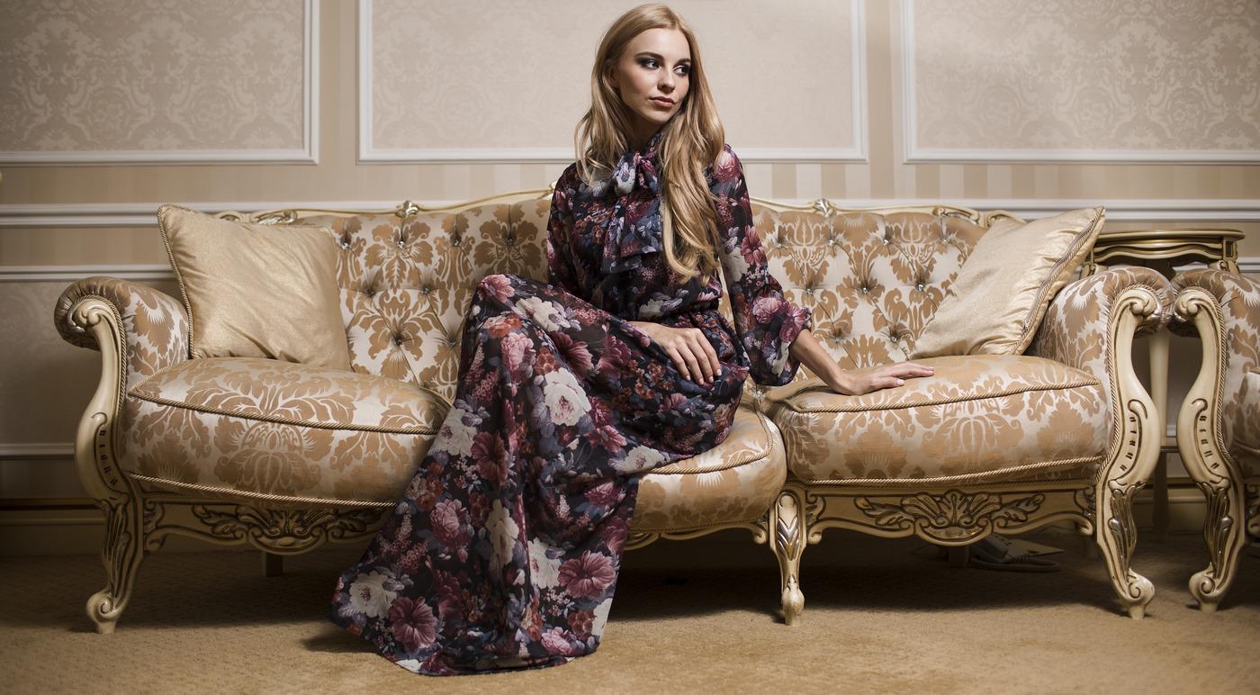 Франшиза женской одежды платья