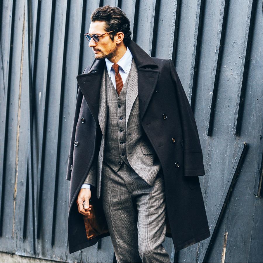 398d7e3d4c6 Неделя мужской моды в Лондоне  Лучшие стритстайл образы ...