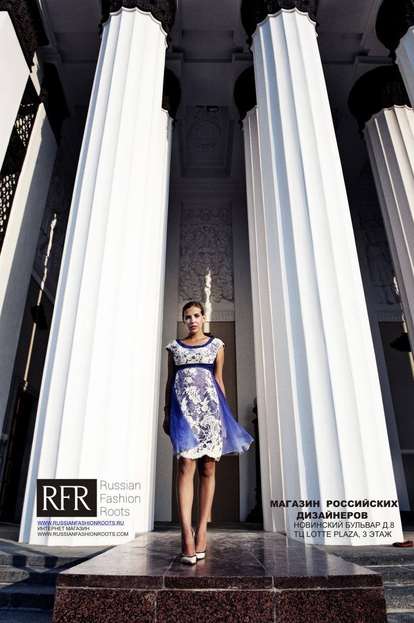 3fda52ed4261 Russian Fashion Roots откроет магазин в ТЦ Lotte Plaza 4 сентября ...