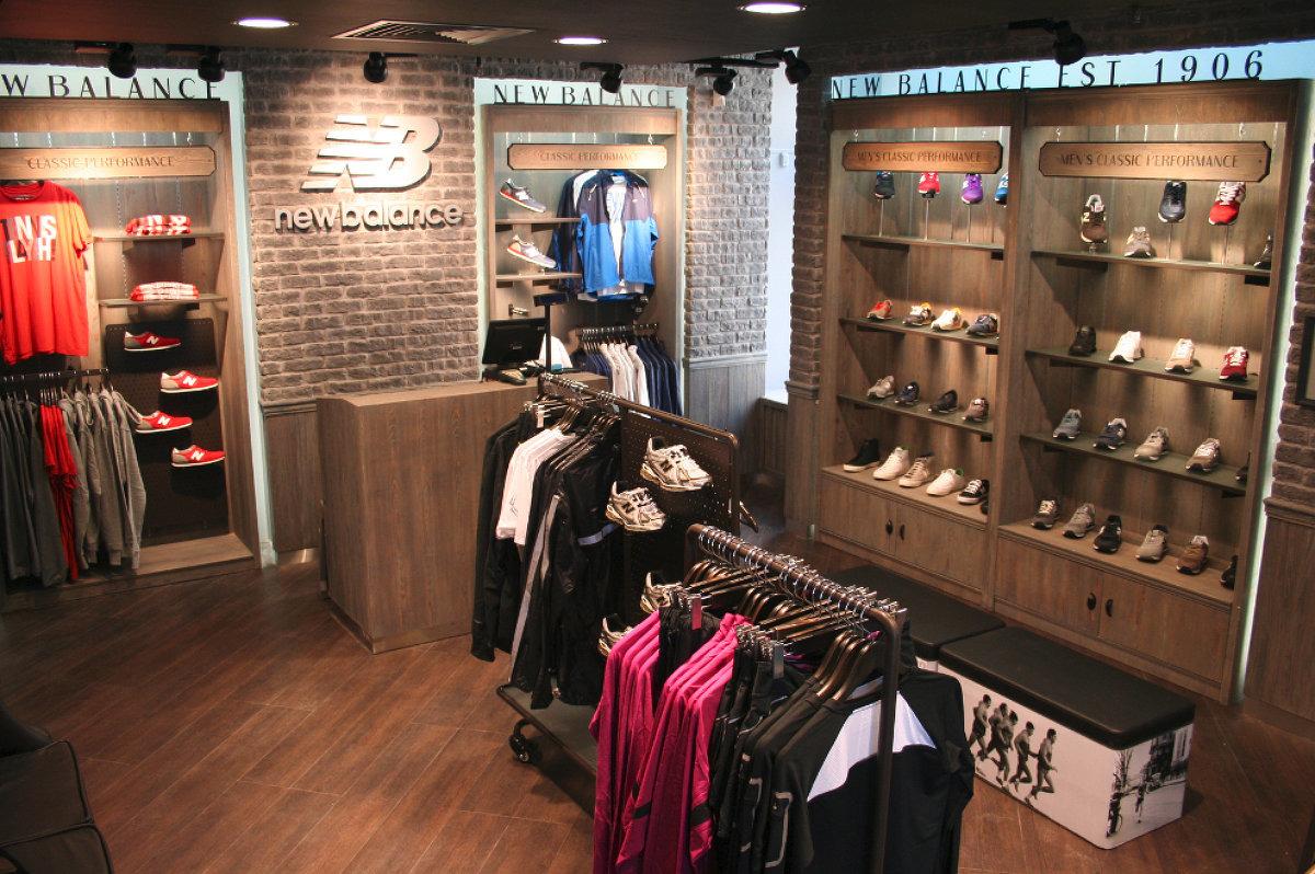 В ТЦ «Европейский» и ТЦ «МЕГА Белая Дача» откроются магазины New Balance cdad4c35da749