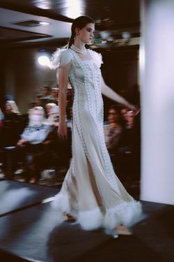 В Marriott Royal Aurora состоялся еще один модный показ«Back to Fashion» от Первой Женской Академии
