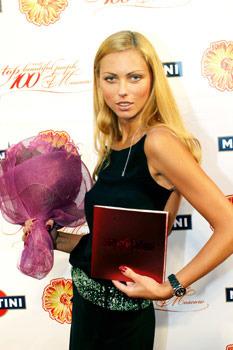 Церемония 100 самых сексуальных женьщин москвы