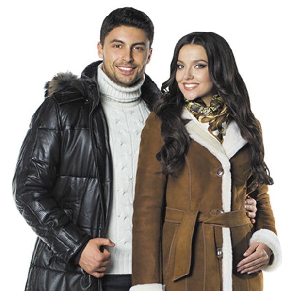Статья Верхняя Женская Одежда Зима 2013-2014