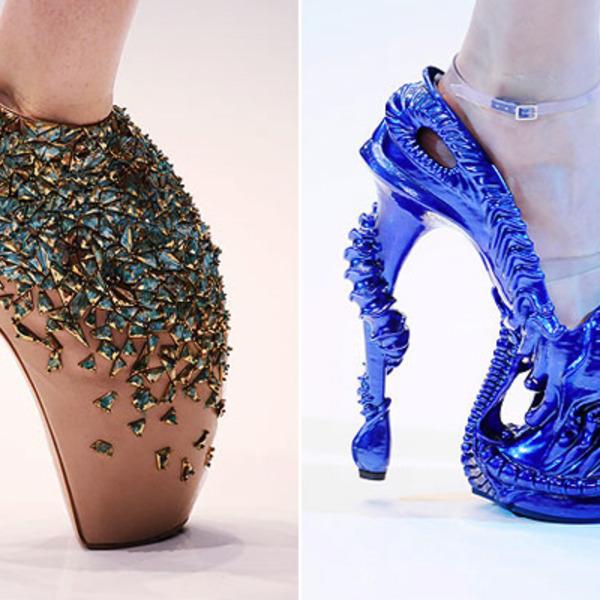 Дизайн обуви аксессуаров