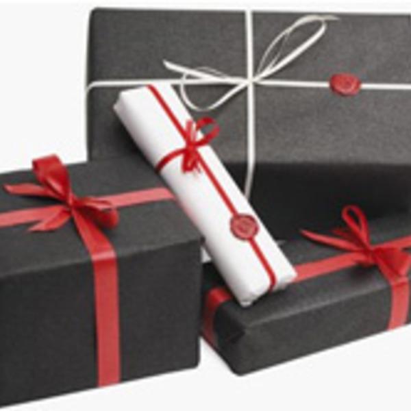 Пример оригинального подарка