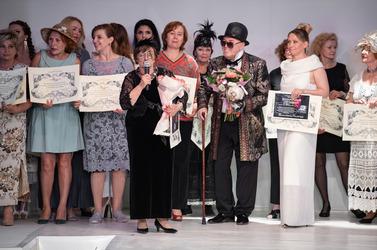 «Ассоциация модельеров России» отметила свой 25 летний юбилей