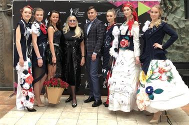 Шоу фонда «Русский Силуэт» на ММКФ