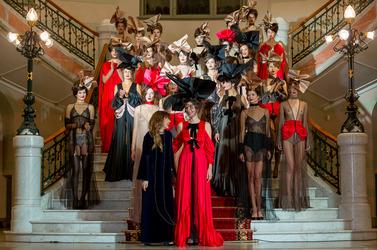 27 октября открылся 25-ый сезон Рижской недели моды