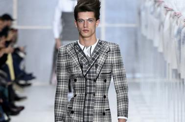 Неделя мужской моды в Париже: Thom Browne. Осень, 2019