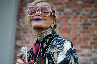 Стритстайл: Гости Недели моды в Милане. Осень, 2019