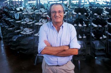 Ушел из жизни обувной дизайнер Серджио Росси