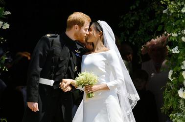 Звезды на королевской свадьбе