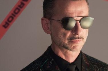 Солист Depeche Mode в рекламе Dior Homme. Осень-зима, 2017/18
