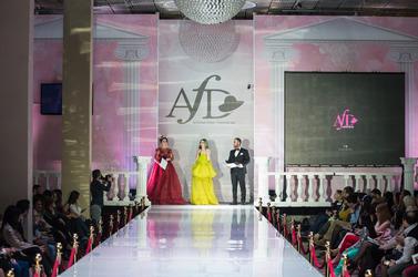 В Москве прошел весенний показ «AFD-International fashion day» 2017