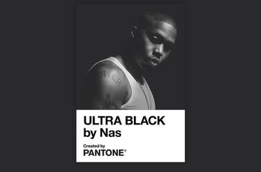 Институт цвета Pantone представил ультрачерный оттенок
