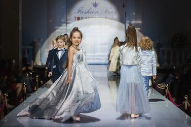 Весенний Fashion бал от TOP SECRET kids