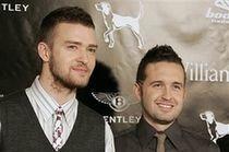 Justin Timberlake и Trace Ayala