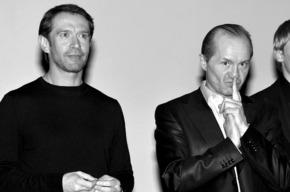 Владимир Машков и Андрей Панин