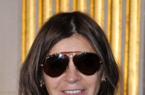 Экс-редактор французского Vogue Карин Ройтфельд
