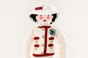 Кукла Chanel из благотворительной коллекции UNICEF
