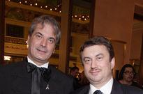 Ференц Дер (AVON) и Александр Достман