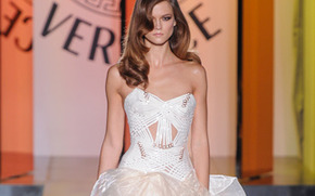 Versace haute couture осень-зима 2012-2013