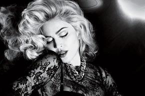Мадонна в фотосессии для журнала Interview