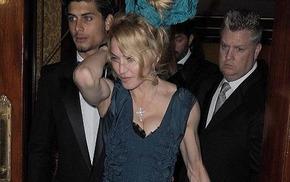 Мадонна и Иисус Луз на гала-приеме Met Gala
