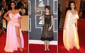 Высокотехнологичные платья на звездах.