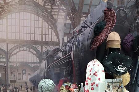 ДВИЖЕНИЕ К НОВОМУ. Экспозиция работ выпускников Лаборатории моды Вячеслава Зайцева на CHAPEAU-2014