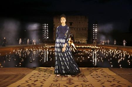 В июле дом Dior представит новую круизную коллекцию