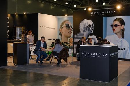Mondоttica представила новые коллекции брендов на декабрьской выставке «Очковая Оптика»
