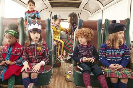 Детская коллекция Gucci на платформе Net-a-Porter