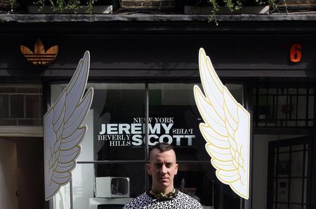 В Лондоне открывается Pop Up магазин коллекции Джереми Скотта adidas Originals by Originals