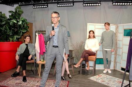 Презентация коллекции Ляйсан Утяшевой и бренда BAON