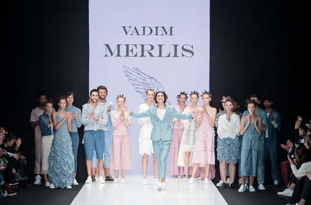 Vadim Merlis весна-лето 2017