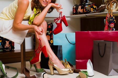 Что говорит о женщине ее обувь?