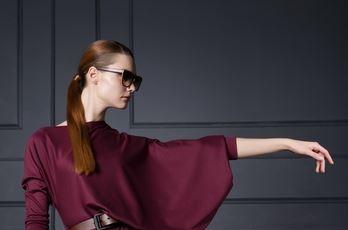 Дизайнерские платья Калашниковых из осенней коллекции