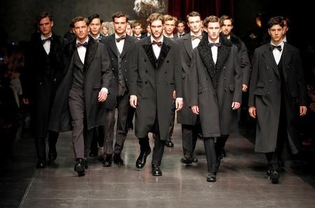 Расписание Недели мужской моды в Милане