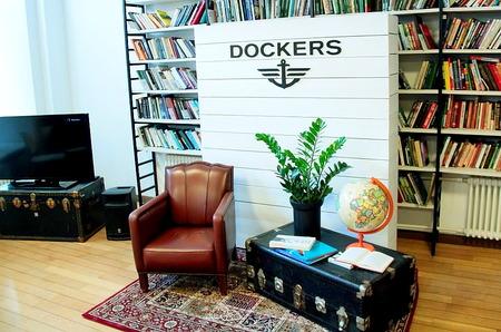 Dockers® представляет коллекцию 2017