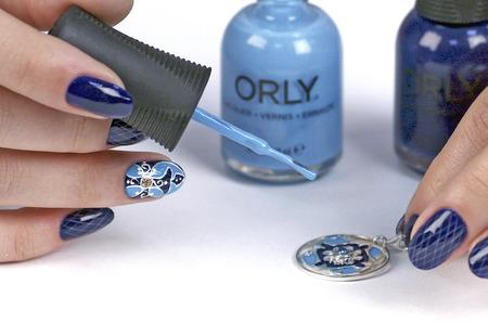 Бренд лаков ORLY и ювелирная компания LeDiLe создали украшения-раскраску