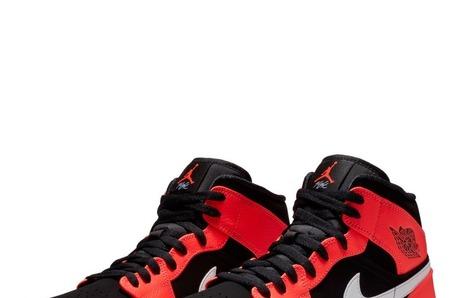 Новинки STREET BEAT SPORT: мужские кроссовки  для баскетбола Jordan Air Jordan 1 MID