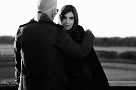 Карин Ройтфельд создаст коллекцию для марки Karl Lagerfeld